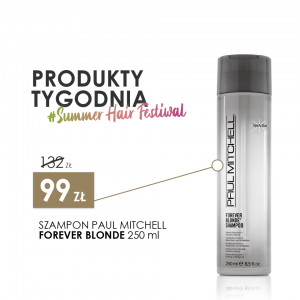 Szampon PAUL MITCHELL Forever Blonde®