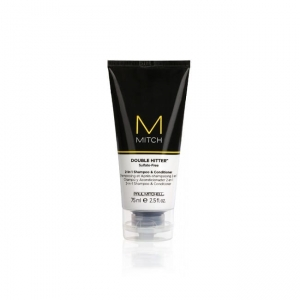 Mini szampon PAUL MITCHELL MITCH Double Hitter 75 ml