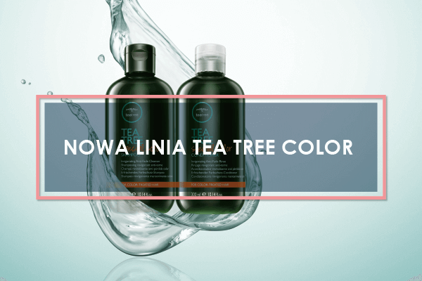 Nowa linia PAUL MITCHELL Tea Tree Color